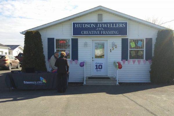hudson jewellers background