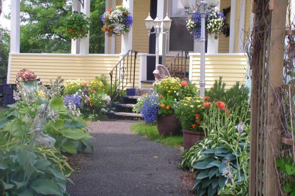 whispering gardens background